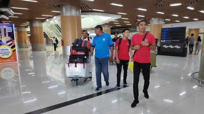 Pacheco Absen Lawan Persib, Coach Teco Boyong 20 Pemain ke Bandung