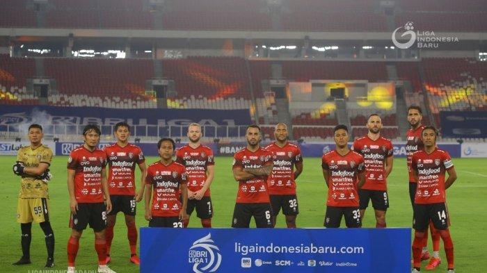 Persib Bandung Vs Bali United Liga 1 2021, Teco Beberkan Masalah Skuad Serdadu Tridatu