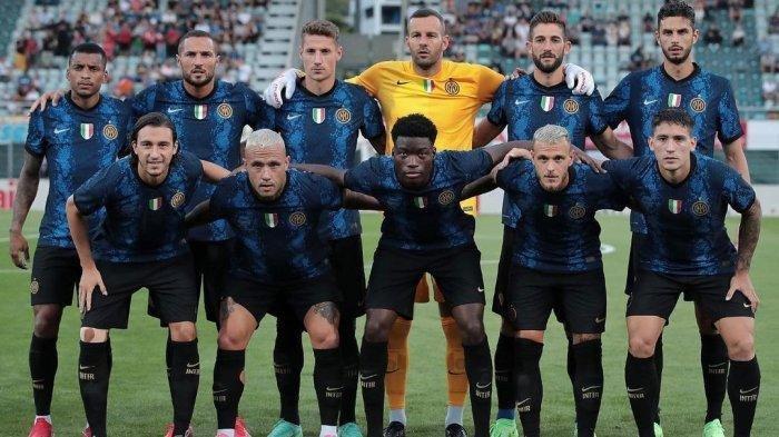 Jadwal Lengkap Inter Milan di Liga Italia Serie A 2021-2022, Lakoni Dua Derby Panas Bulan Oktober