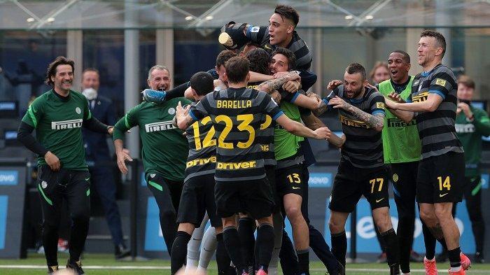 Inter Milan Bisa Lebih Cepat Raih Gelar Scudetto Liga Italia, Ditentukan Laga Ini