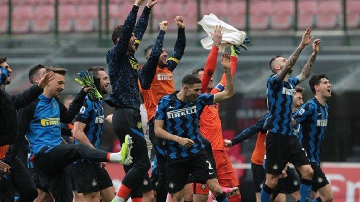 Susunan Pemain dan Prediksi Crotone vs Inter Milan Menuju Juara Liga Italia, Conte: Kami Siap Garang