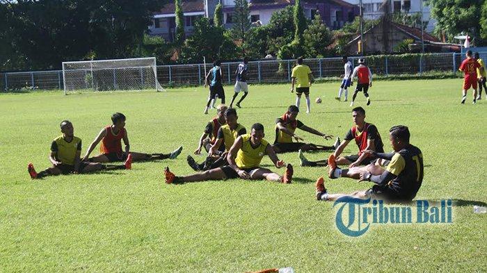 Jelang Laga Krusial Kontra Bali United, Skuat Barito Gelar Latihan Recovery