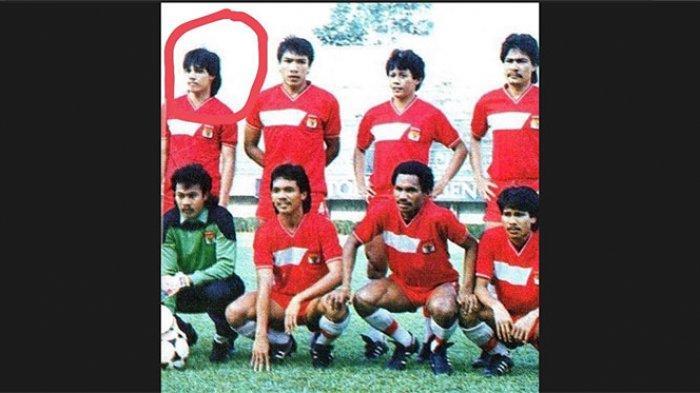 Sepakbola Indonesia Berduka, Pasek Wijaya Kenang Sering Diberi Motivasi Ricky Yacobi saat di Timnas