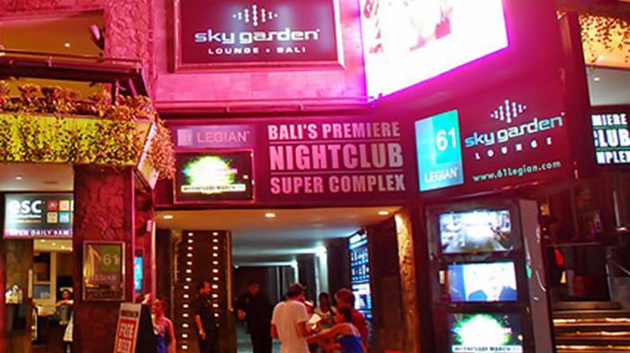 Badung Police Shut Sky Garden Night Club Down Temporarily