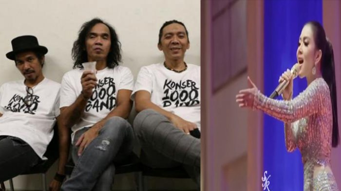Komentari Harga Tiket Konser Syahrini Rp 25 Juta, Kaka Slank: Kita yang Penting Kuantiti dan Asoy