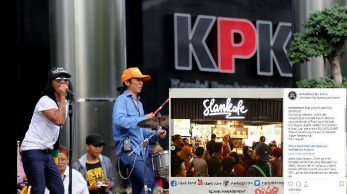 Band Slank 'Bungkam' Saat KPK Dilemahkan, Netizen: Lu Semua Kemana