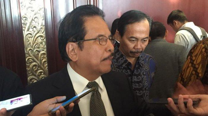 Menteri ATR Sofyan Djalil Merasa Ikut Tertipu, Dukung Dino Patti Djalal Lapor Polisi
