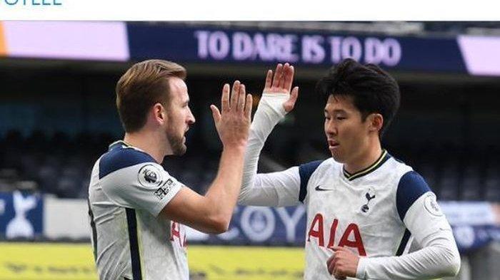 UPDATE: Masa Depan Harry Kane Belum Jelas, Tottenham Perpanjang Kontrak Son Heung-min Hingga 2025