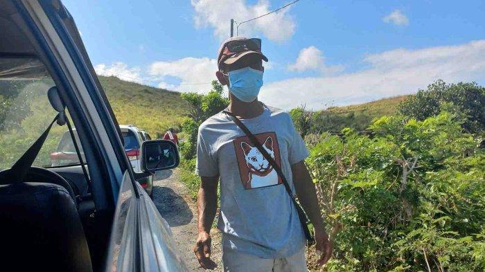 Merajut Asa dari Wisatawan Lokal, Para Sopir Travel di Nusa Penida Mulai Bekerja Kembali