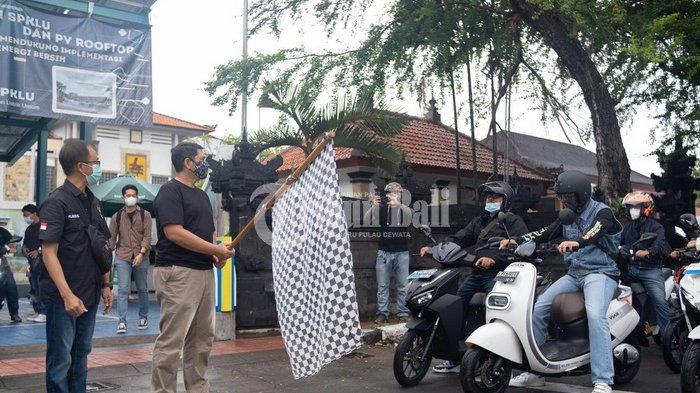 PLN UID Bali Ajak Warga Bali Gunakan Kendaraan Listrik, Infrastruktur Sudah Disiapkan