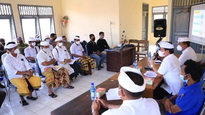 Pembanguan SPAM Mata Air Segening di Nusa Penida Akan Habiskan Anggaran Rp1,1 Miliar