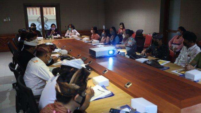 Diikuti 25 Pelaku IKM/UKM, Disperindag Denpasar Gelar Sosialisasi Promosi Dagang Produk Ekspor