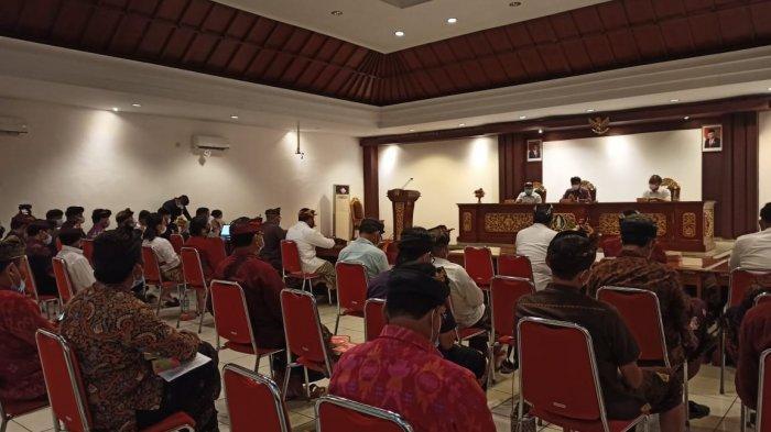 Sosialisasi Pembangunan Tol Gilimanuk-Mengwi, Masyarakat Tabanan Diimbau Tak Jual Lahan ke Calo