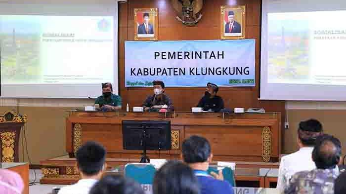 Rencana Revitalisasi Pasar Semarapura, Sekda Klungkung Pastikan Perjanjian Tak Kurangi Hak Pedagang