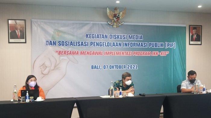 BPJS Kesehatan Kedeputian Wilayah Bali, NTT & NTB Gelar Sosialisasi Terkait Berbagai Inovasi JKN-KIS