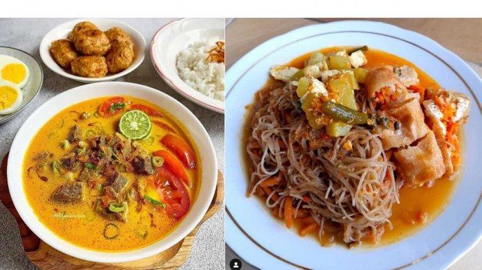Hidangan Berkuah Khas Indonesia Untuk Menu Buka Puasa, Ada Seblak Hingga Mi Gomak