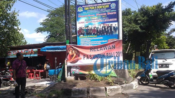Muncul Spanduk Dukungan Paket Puspayoga-PAS, Turun Gunung Menuju Kursi Bali 1?