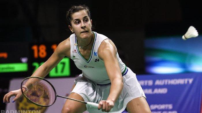 Wakil Spanyol, Carolina Marin Amankan Tiket Final BWF World Tour Finals 2020