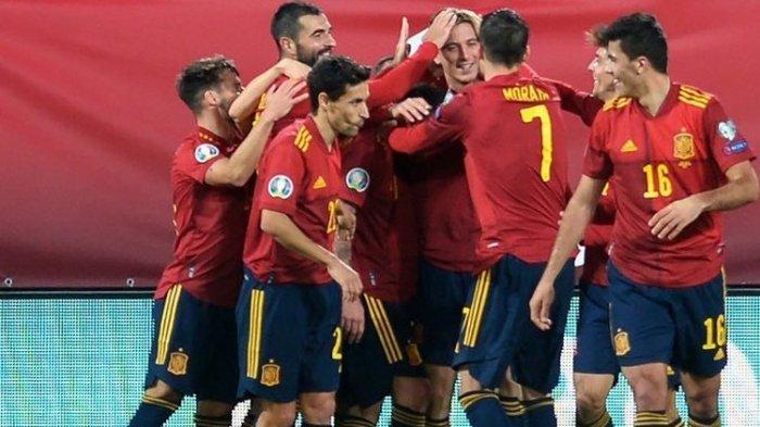 LINK Live Spanyol Vs Swedia Dini Hari Nanti, Luis Enrique: Pertandingan Pertama Selalu Penting