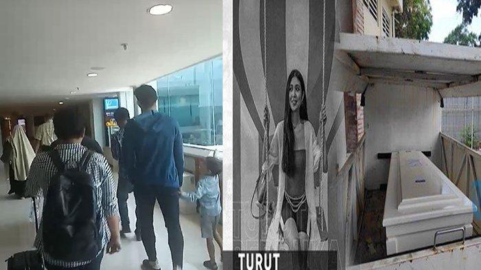 Lelhy Spaso Meninggal, Ibunda Spaso Terbang ke Bali untuk Mengasuh Dua Cucunya
