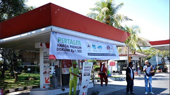 Pertamina Buka Opsi Perluas Diskon Pertalite di Daerah Jawa-Bali
