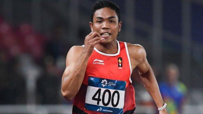 PROFIL Lalu Muhammad Zohri, Sosok Sprinter Indonesia Penantang Justin Gatlin di Olimpiade Tokyo 2021