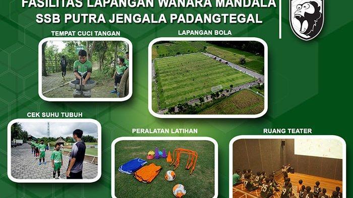 SSB Putra Jengala Tawarkan Sensasi Latihan di Monkey Forest Ubud, Dibuka Mulai Januari 2021