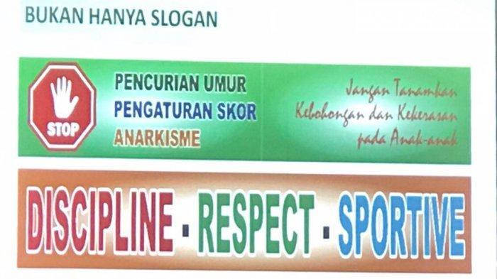 Dugaan Pencurian Umur Turnamen SSB, Yu Senjaya: Jauh dari Semangat Fair Play dan Pembinaan Usia Dini