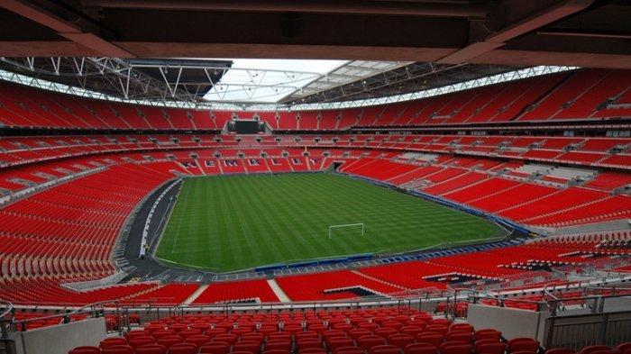 Daftar 13 Negara Tuan Rumah Piala Eropa 2020, Babak Final di Stadion Wembley