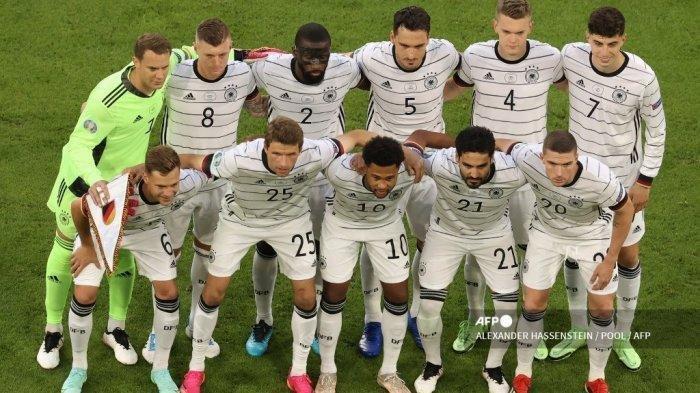 JADWAL Inggris Vs Jerman: Bentrok Klasik di 16 Besar Euro 2020, Joachim Loew Beri Peringatan Ini