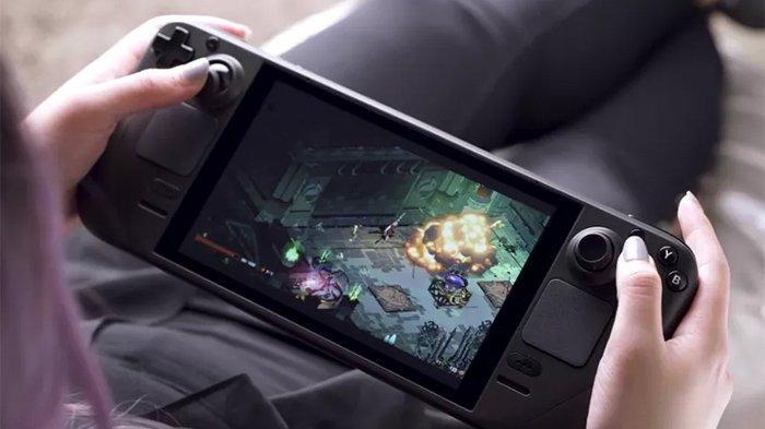 Racun Bagi Gamer, Main Game PC di Konsol Portable Steam Deck