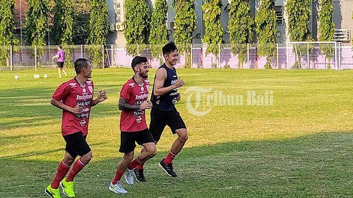 Sebut Kondisi Lilipaly Bagus, Eko Purdjianto Berharap BU Bisa Full Team Hadapi PSIS Semarang