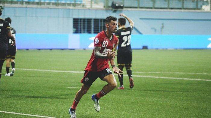 Lilipaly Cetak Gol dan Dua Assist Lawan Tampines Rovers, Siap Hadapi Melbourne Victory