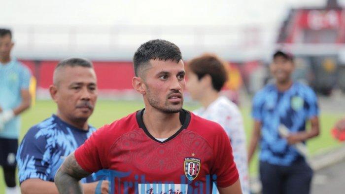 Persib Bandung Vs Bali United - Usai Comeback, Stefano Lilipaly Beri Sinyal Bahaya di Piala Menpora