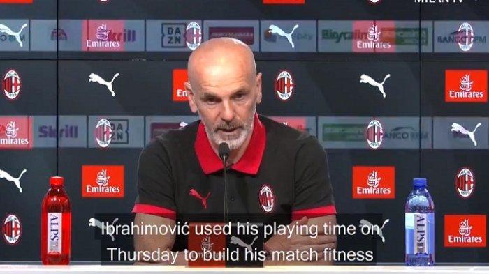 Jalan Terjal AC Milan Mengincar Kemenangan di Lima Laga Sisa Liga Italia, Ini Janji Pioli