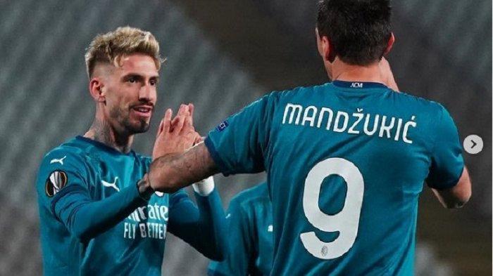 Jelang Duel Big Match AC Milan vs Inter Milan, Rosonerri Dihantui Dua Catatan Minor Ini