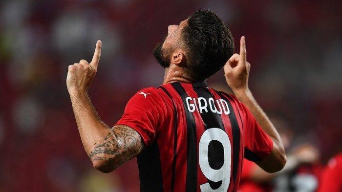 Live SCTV: Update Kondisi Tim Jelang Kickoff Liverpool vs AC Milan, Giroud Gantikan Ibrahimovic