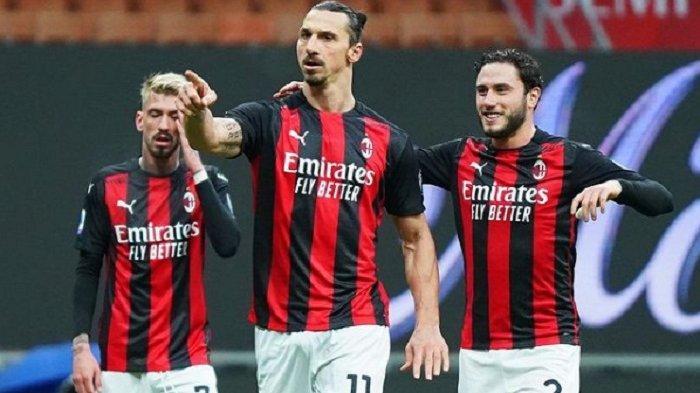 Striker AC Milan Zlatan Ibrahimovic torehkan rekor gol ke 501-nya di level club. Gol Ibra juga sukses mengemas tiga poin penuh sekaligus kembali membawa Rossoneri ke puncak klasemen Liga Italia dan geser Inter Milan.