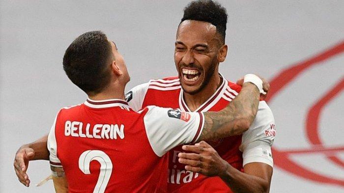 Arsenal (1) vs (2) Villarreal, Saatnya Jadi Pahlawan