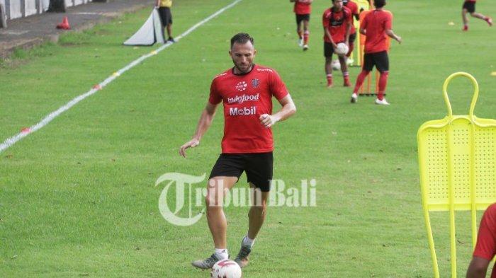 LIVE INDOSIAR Timnas Indonesia Vs Bali United, Adu Taktik Teco Vs Shin Tae-yong, Spaso & Diego Main