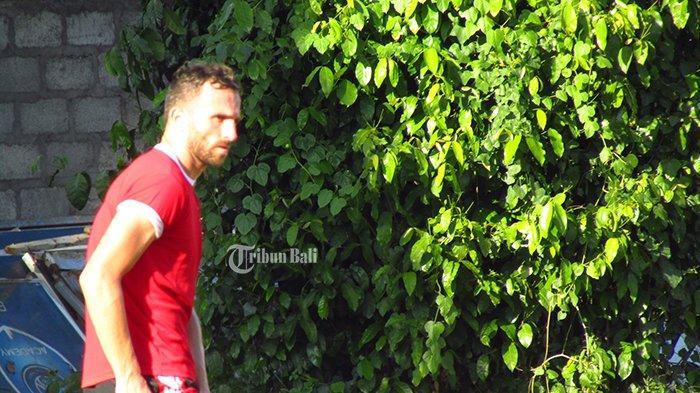 Striker Bali United Spasojevic
