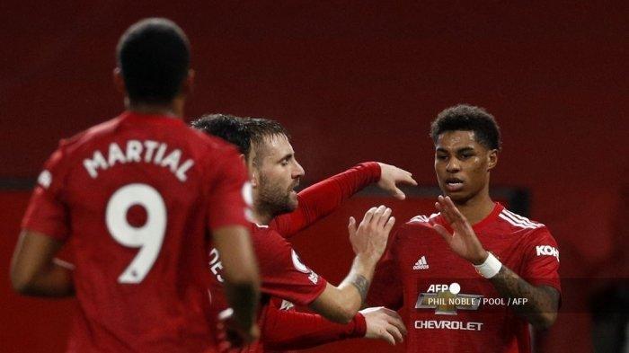Hasil Liga Inggris: Manchester United On Fire Hajar 3-1 Newcastle, Kini Tempel Ketat Manchester City