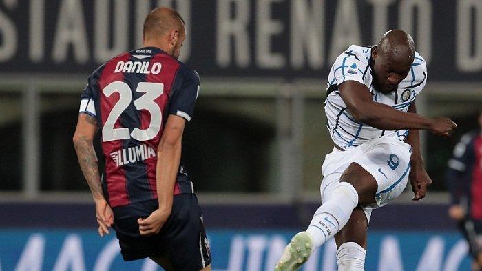 Hasil Liga Italia Beda Nasib 2 Milan, Inter Milan Cetak Rekor Ini Usai Keokan Bologna, AC Milan Apes