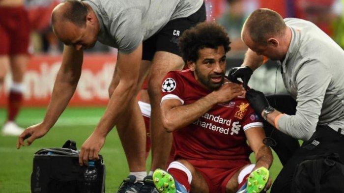 Besok Mohamed Salah Diturunkan Pada Laga Perdana Piala Dunia 2018? Ini Jawaban Coach Hector