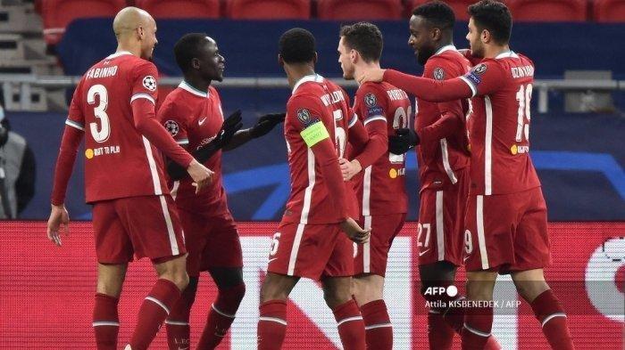 Prediksi Bigmatch Arsenal Vs Liverpool, Lima Laga Akhir Tunjukkan Hasil Imbang