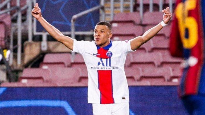 Magis Hat-trick Mbappe, Sempat Katakan Ini ke Pelatih PSG Sehari Sebelum Bertanding