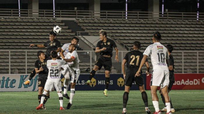 Kalah 3-1 dari Timnas U-23, Pelatih Bali United Teco Evaluasi Tim Sebelum Tampil di Piala AFC 2021