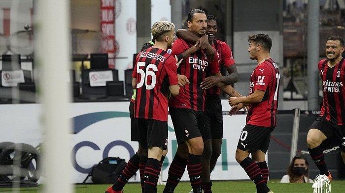 Persoalan Serius di AC Milan Mulai Mengemuka Setelah Ibrahimovic Kembali Cedera, Apa Rencana Pioli?