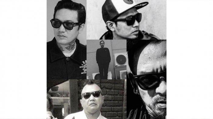 Di Masa Pandemi Corona, 5 Punk Rocker Indonesia Ini Bentuk Band 'Strong Inc'
