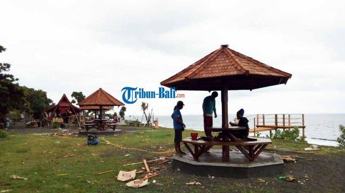 Lima Objek Wisata di Karangasem Bali Akan Ditata Tahun 2021